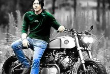 Boys on bikes / My two fav things bikes and boys....ooh and tats...and boys