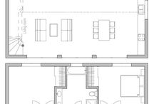 Floor Plans for a future home :-)! / by Kimmie Karch