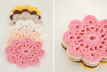 Crocheting -  coasters / by Vicki Loch Staggs