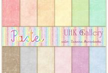 UHK Gallery 2014 - PASTEL paper collection and inspirations