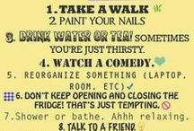 Things to do..