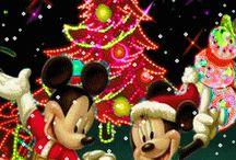 Navidad y año nuevo Disney