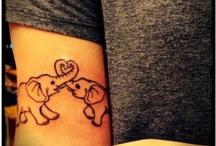 tat tat tat tattoos!  (: / by Hallie Brown