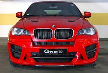 G-POWER X6 E71 / G-POWER since 1983 – everything that makes your car stronger and faster provided from one source!