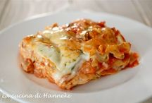 Lasagne e ...cucina italiana