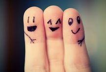 finger art!!!!!