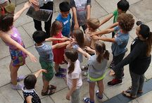Design Quest: Workshops for 7 to 11 year olds / We see lots of talented young designers at the RIBA in our learning workshops. Here's some of their great work and fun activities. / by Architecture.com