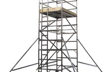 Scaffolding Towers / Scaffolding Towers are of light weight, safe, environment friendly and are the most rigid DIY towers available at affordable prices. The platforms and its braces are tested and high quality standards are maintained.