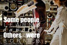 true dance
