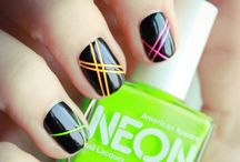 nail fancy / by Hope Hunter
