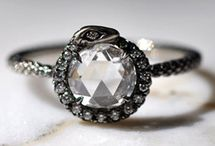 Alternative Engagement Ring Designs / The beauty of a custom designed engagement ring is that it is made with love and one-of-kind. There is no other ring out there like it. It is uniquely yours.