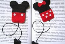Mark That Page / Various book marks, easy and fun to make.