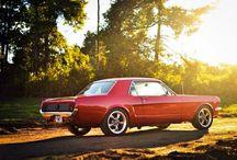 Mustang Inspirationen