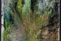 My work #art #painting / #art #painting #abstractart #contemporaryart #AristoArt