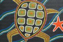 dessin aborigène