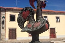 // Barcelos Rooster / Read about this Portuguese legend in our website - www.coisasdeca.com