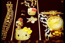 Bling Me  / Cuffs, Bracelets, Rings and anything that Blings!  / by Leonor Villanueva
