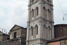 On the Road in Italy / Featuring special sights, food, and culture when visiting Italy.