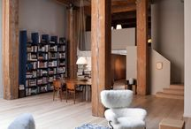 Interiors / by houstonalle