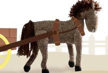 Paarden   DIY