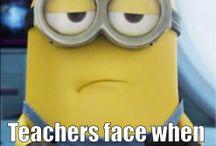Učitelé - vtipy