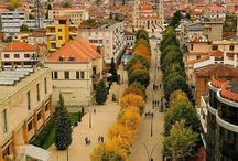 Korça - Albania / My beautiful city