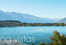 Spinnaker Bay Apartments / Luxury apartments in Queenstown, New Zealand