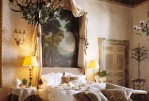 Pretty Bedrooms / by Rosemary Mith