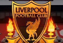 Liverpool FC / The True Supporter of Liverpool Football Club England
