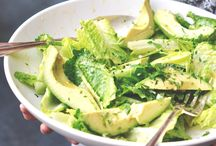 Salade/dressings