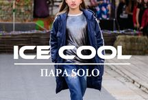 FW 2017/18 para solo ICE COOL collection...