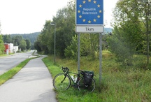 My bicycle on Earth / Pictures of my bicycle (LSDb Route 666) around the world