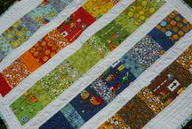 EASY QUILTS - SQUARES / by Pamelita Carmasweeta