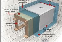 budowa prysznica