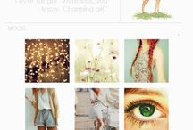 Lily Inspiration board