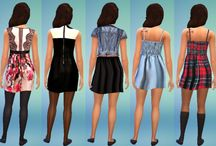 The Sims 4 Clothes(CC)