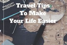 Travel Tips / Tips and information you should consider before and during travel!