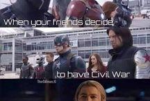 Marvel *.*