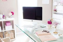 {Sweet Office Spaces}