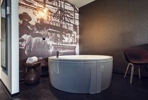 Hotels / Interior designs of hotels
