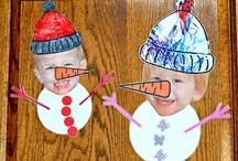 Childrens craft 0-3s / Home start ideas