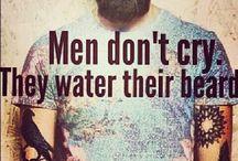 I loveeee beards