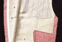 konstrukcja odzieży i dodatków / konstrukcja i modelowanie odzieży lekkiej i ciężkiej, sporządzanie wykrojów miarowych