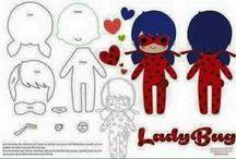 Ladybug e Cat noir by Miraculus