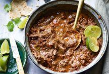 curry de carne