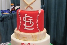 Shelby's STL Cardinal's party