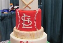 Shelby's STL Cardinal's party / by Teresa Giebler