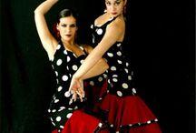 Spanish flamenco / Dance