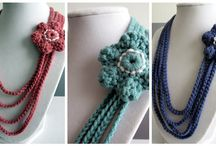 Crochet Jewelry / by Catarina Wulandari