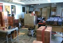 Venice Biennale 2016 / All four stages of the Copper cubes in production! You can see them at this year's Venice Biennale for Architecture at PALAZZO MICHIEL, Strada Nuova - 4391, Campo Santi Apostoli, 30124 Venezia, Italy.